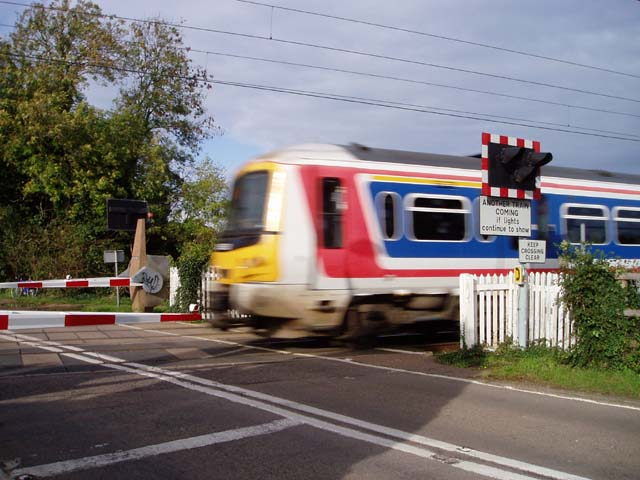 International Level Crossing Awareness Day 2014