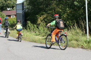 New project targets young road users