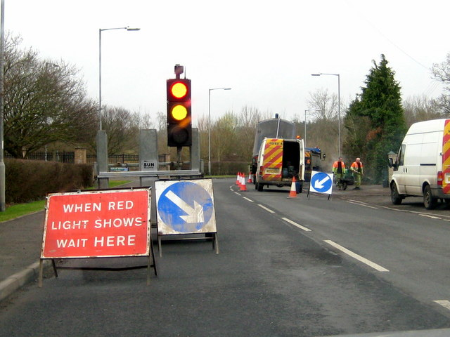 Road Safety at Work Zones