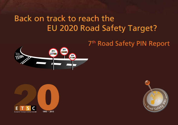 7th Annual Road Safety Performance Index (PIN) Report