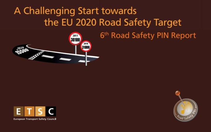 6th Annual Road Safety Performance Index (PIN) Report