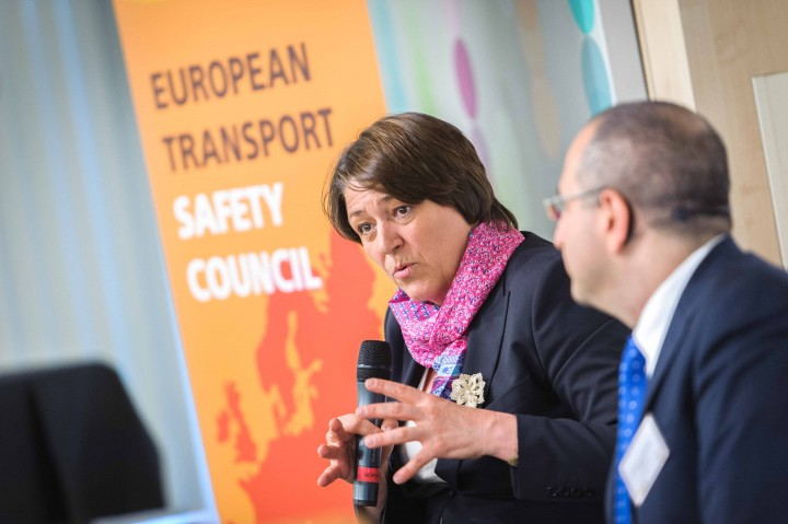 18 June 2015 – Road Safety Performance Index (PIN) Conference, Brussels