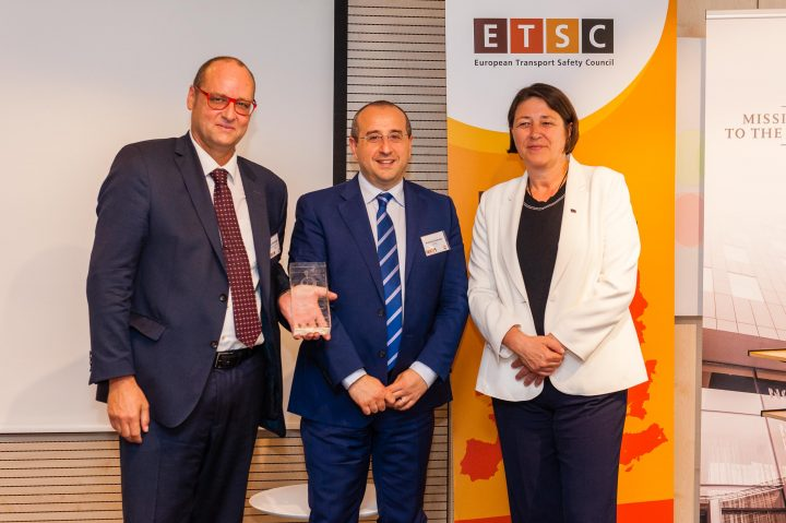 20 June 2017 – Who's On Track? – The 2017 Road Safety Performance Index (PIN) Conference, Brussels