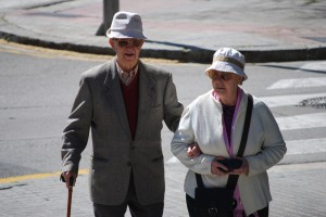 New study highlights risks to older pedestrians