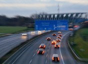 Belgian study says lower, variable speed limits will speed up commuting