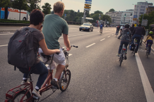 21 Sept 2015 – Walking and cycling safety – the experience of other EU countries, Luxembourg