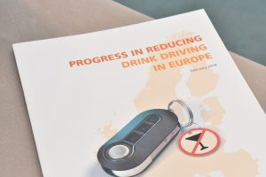 20 February 2018 – Reducing Drink Driving in Europe, European Parliament, Brussels