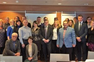 12 April 2017 – REVIVE Round table, Helsinki
