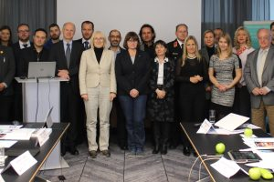 8 November 2017 – REVIVE Round table, Vienna