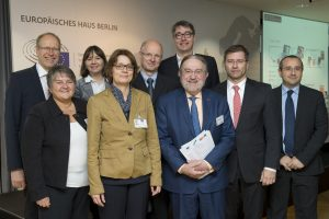 24 November 2016 – Road safety in Europe – the contribution of enforcement in reducing road deaths and injuries, Berlin