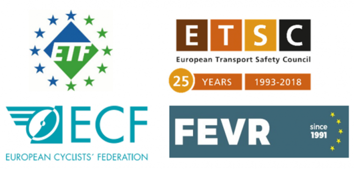 ETSC joins call for European Commission to prioritise road safety in upcoming revision of EU driving and rest time rules