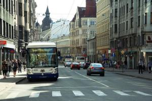 5 November 2015 – Improving pedestrian and cyclist safety and tackling driver fatigue, Riga