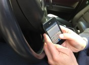 Mobile use at the wheel doubles crash risk – US study