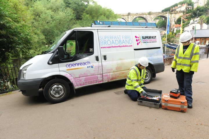 Managing Road Risk at Work – Case study: BT