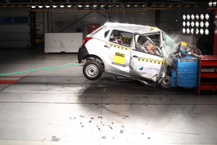 Millions of new cars worldwide fail UN safety standards