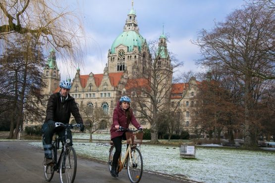 15-16 September – International Cycling Safety Conference, Hannover