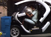 Euro NCAP says no progress on quadricycles