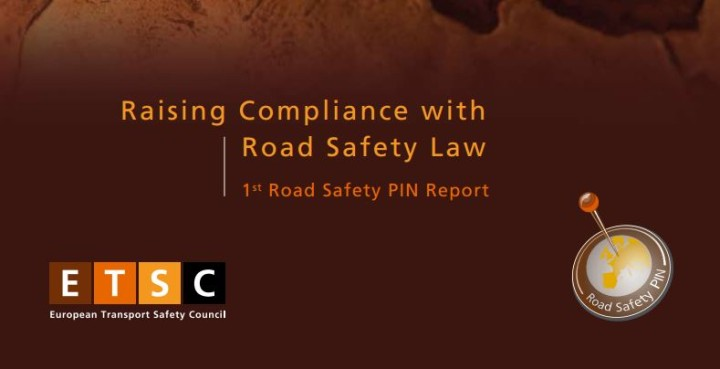 1st Annual Road Safety Performance Index (PIN) Report