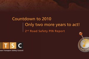 2nd Annual Road Safety Performance Index (PIN) Report