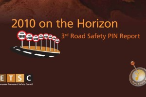 3rd Annual Road Safety Performance Index (PIN) Report