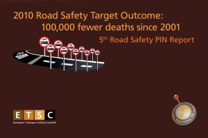 5th Annual Road Safety Performance Index (PIN) Report