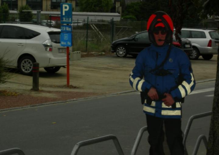 'Dummy' police can cut speeding