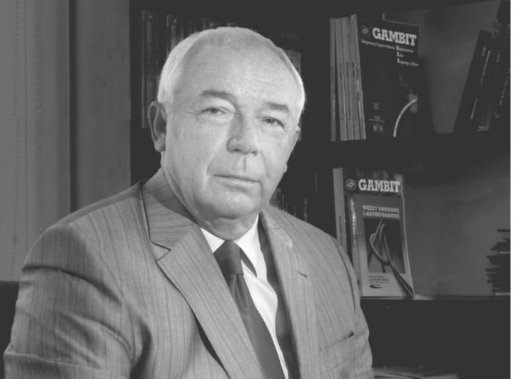 In memory: Professor Ryszard Krystek
