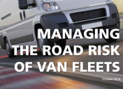 Managing the Road Risk of Van Fleets