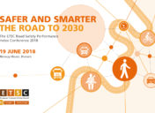 19 June 2018 – Safer and Smarter – the Road to 2030 – the 2018 Road Safety Performance Index (PIN) Conference, Brussels