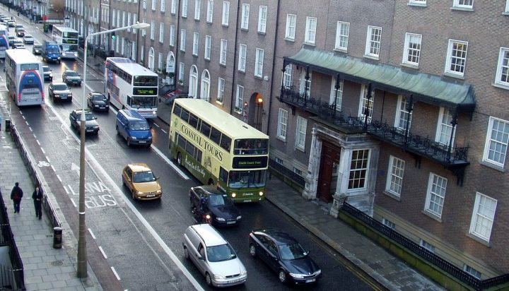 Dublin is the latest 30 km/h city