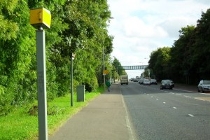 Ireland considers linking speeding fines to income
