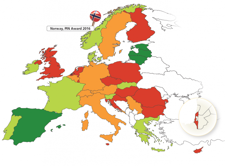 10th Annual Road Safety Performance Index (PIN) Report