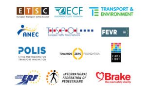 Letter: Calling on members of the IMCO committee in the European Parliament to back vehicle safety measures