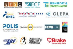Letter: Calling on the EU institutions to agree a deal on new vehicle safety standards