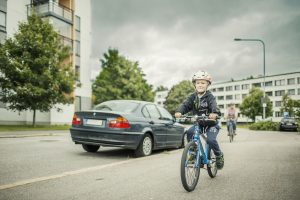 Zero cyclist and pedestrian deaths in Helsinki and Oslo last year