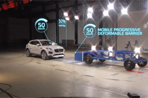 New Euro NCAP tests will look at impact on occupants of other vehicles