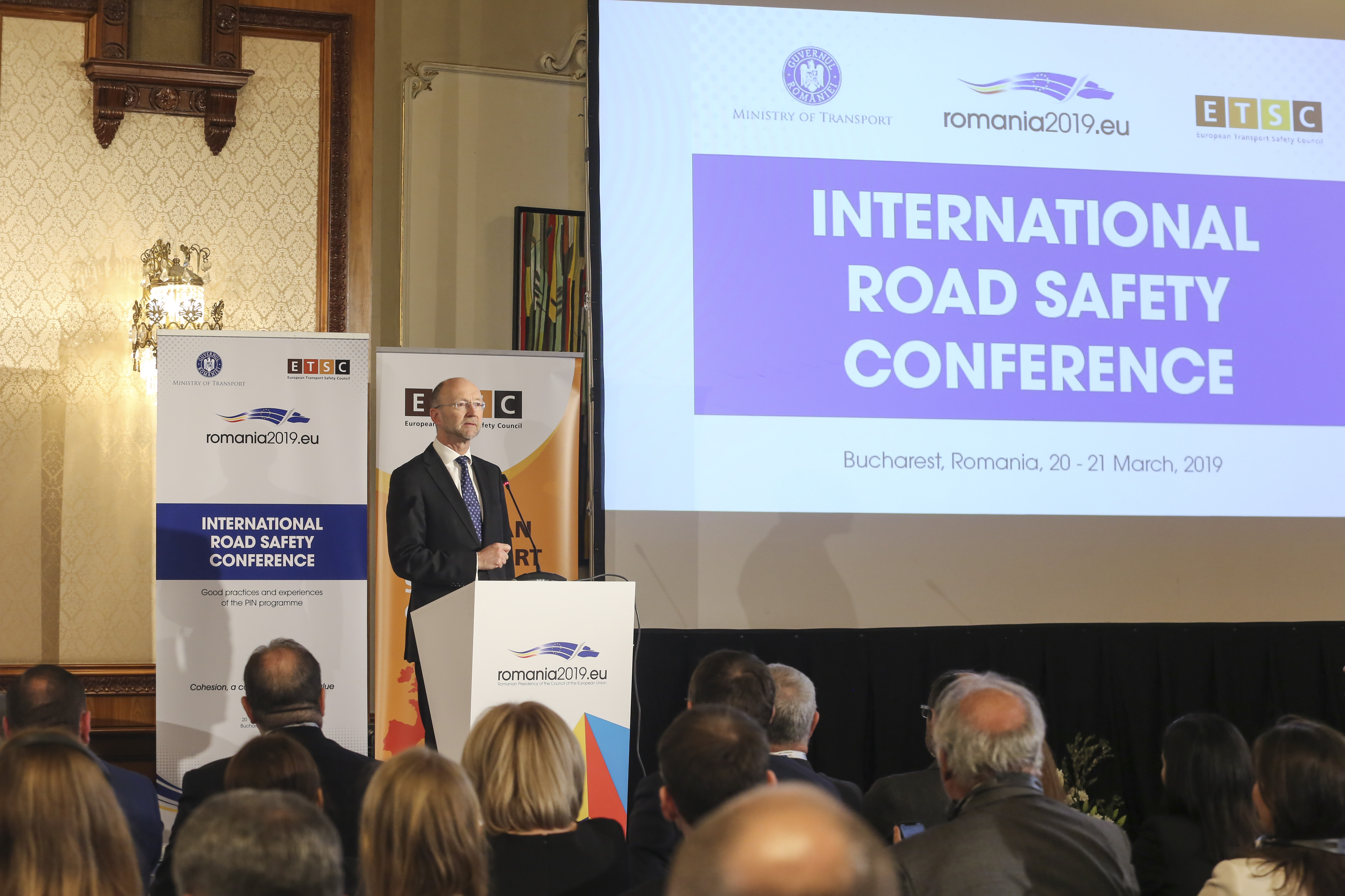 20-21 March 2019, International Road Safety Conference