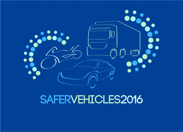 14 June 2016 – Safer Vehicles 2016, London