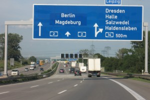Increase in German motorway deaths