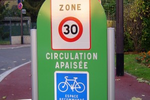 Grenoble is first French 30km/h city