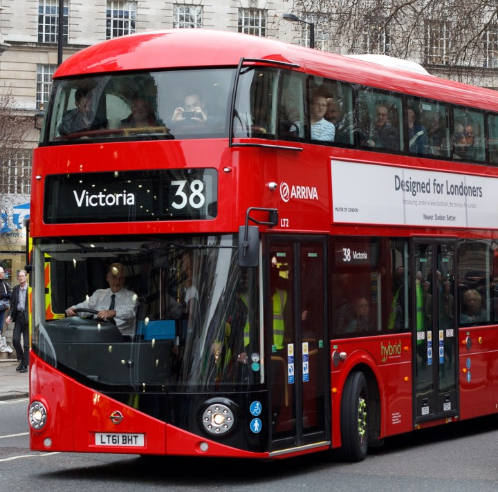 London to require ISA on all new buses from next year