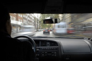 Driving for Work: Managing Speed