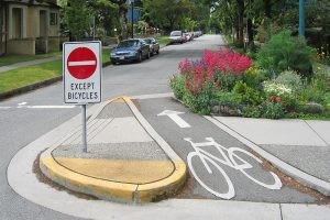 Briefing: Contraflow Cycling
