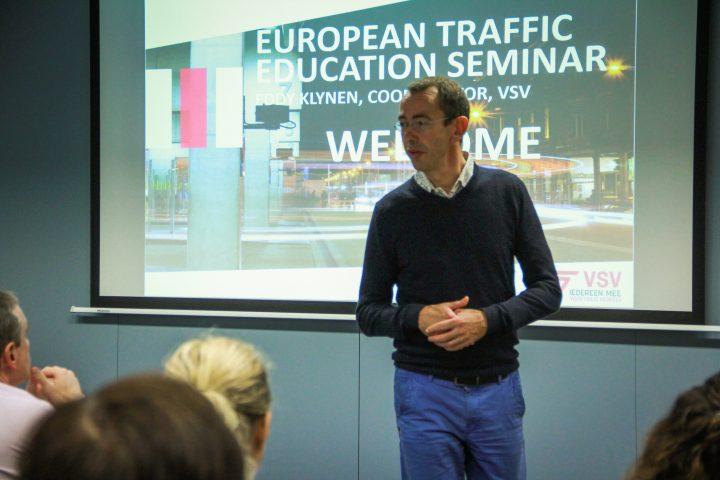 25 October 2017 – European Traffic Education Seminar 2017