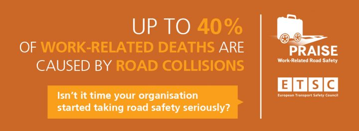 Infographic: Isn't it time your organisation started taking road safety seriously?