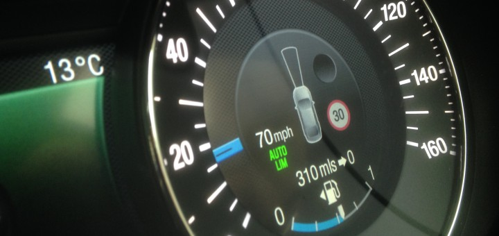 Ford says Intelligent Speed Assistance proving popular