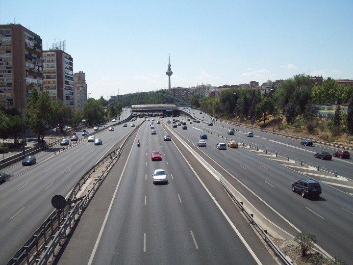 New speed limits in Spain