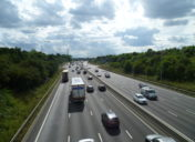 "UK government puts new ""smart"" motorways on hold"