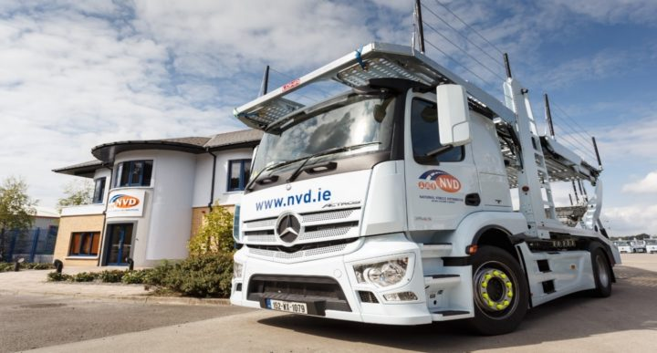 Managing Road Risk at Work – Case study: National Vehicle Distribution
