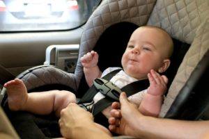Latest UN child seat standard agreed for 2019